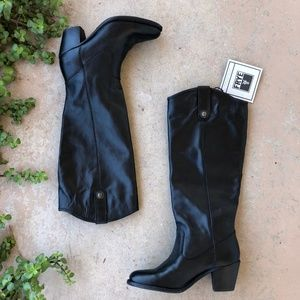 Frye Melissa Knee High Riding Boots